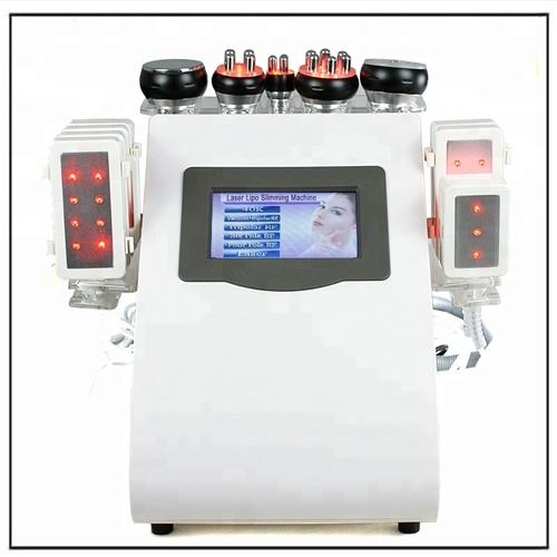RF 40K Cavitation Vacuum Lipolaser Body Weight Loss Device