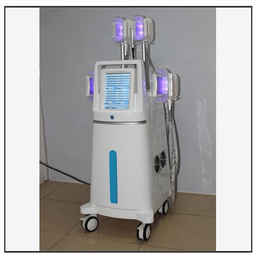 Semiconductor Vacuum Cryolipolysis Machine for Body Slimming