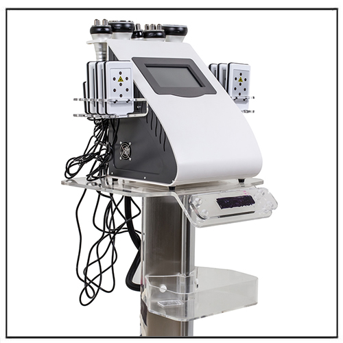 Vacuum RF Cavitation Ultrasound Body and Face Shaping Machine