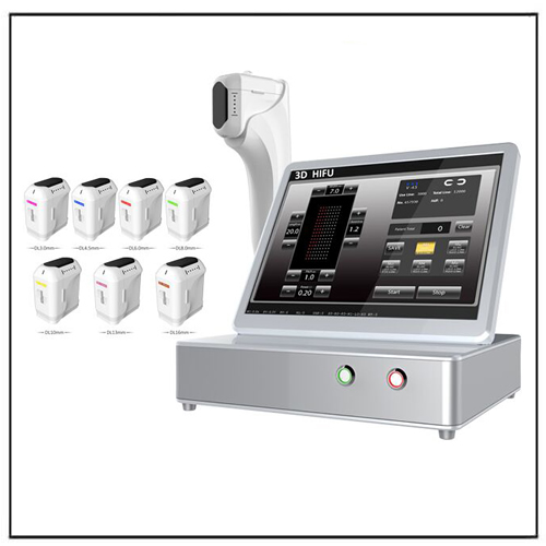 3D Hifu Slimming Body & Facial Anti-aging Machine