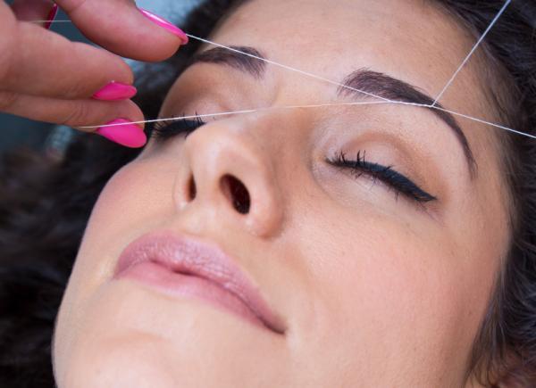 Facial Threading