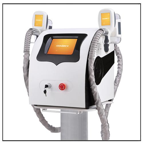 Criolipolise Fat Freeze Body Slimming Machine W 2 Cryo Handles