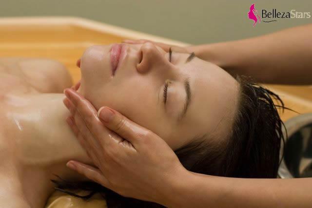 Essential Oil Facial Massage for Skin Care