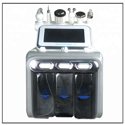 Facial Skin Care Hydro-dermabrasion Device