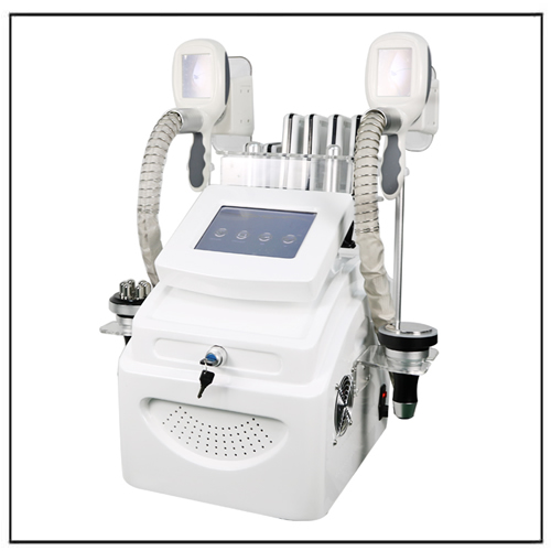 Portable Cavitation RF Cryolipolysis Laser 4 in 1 Slimming Machine