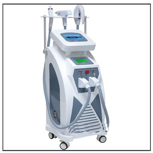 SHR Elight RF Nd yag Laser 3 in 1 Hair Removal Device