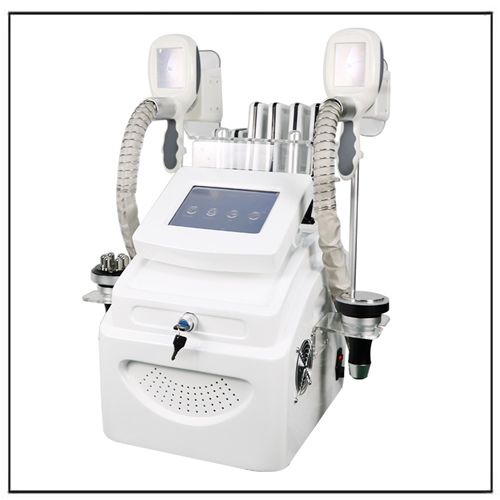 Cryo+40K Cavitation+RF+Laser Cryolipolysis Fat Freeze Slimming Machine for Home Use