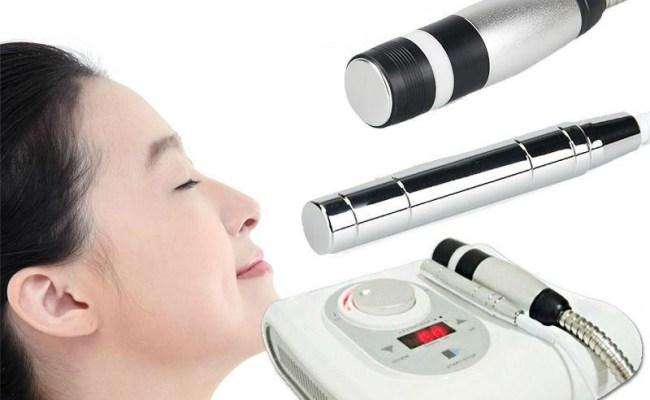 Skin Cool Cryo Electroporation Mesoporation Machine