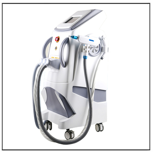 Multifunctional IPL OPT Hair Removal RF Facelift Nd Yag Laser Tattoo Removal Machine