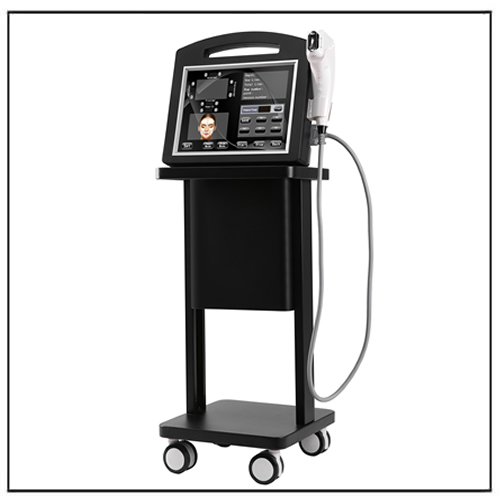 Portable Smas Hifu Face Lift Focused Ultrasound Hifu 4D Machine