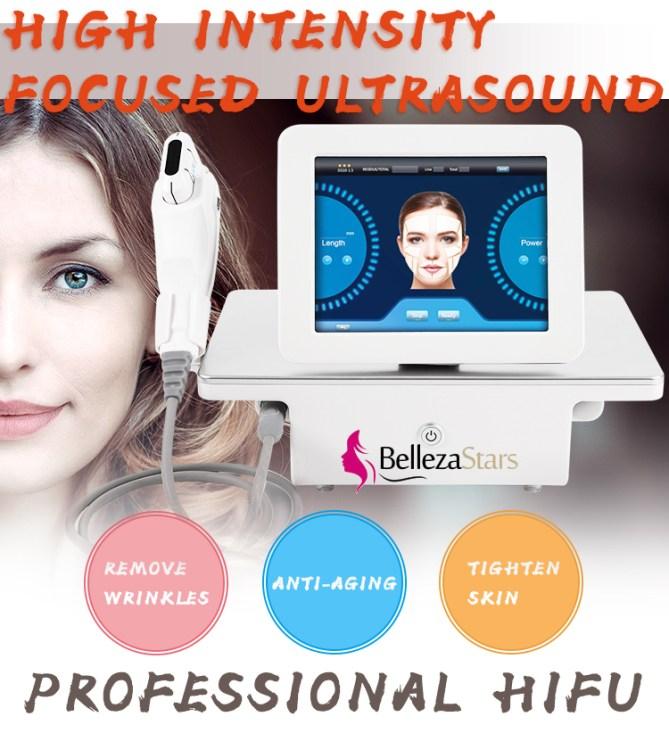 professional hifu machine for skin care