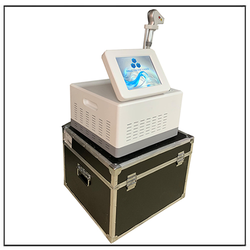 Golden Supplier Portable Diode Laser 808nm Hair Removal Beauty Equipment for Salon