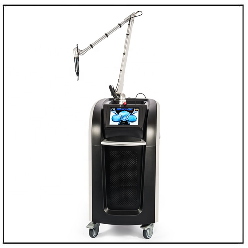 1064nm532nm755nm Q-switch Picosecond Laser Beauty Equipment