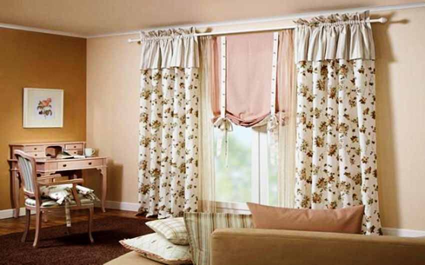 Cmo colgar barras de cortina