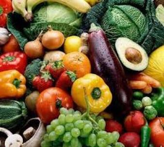 Frutta e verdura varia
