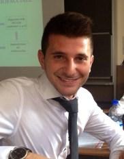 Il biologo nutrizionista Matteo Coppola