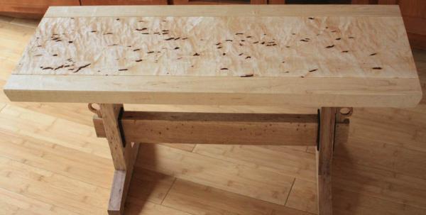 Bark Pocket Maple Exotic Wood  Bark Pocket Maple Lumber