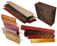 Tropical Exotic Hardwoods