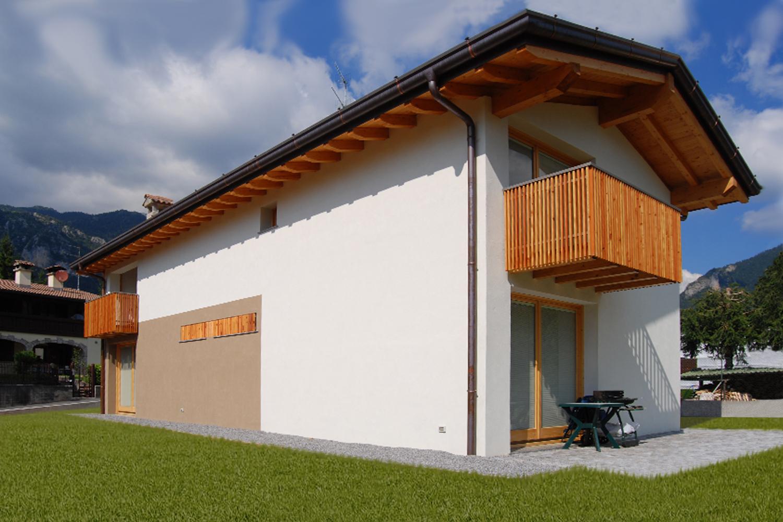 casa ct: progetto di architettura per la realizzazione di un nuova abitazione unifamiliare a Castione della Presolana