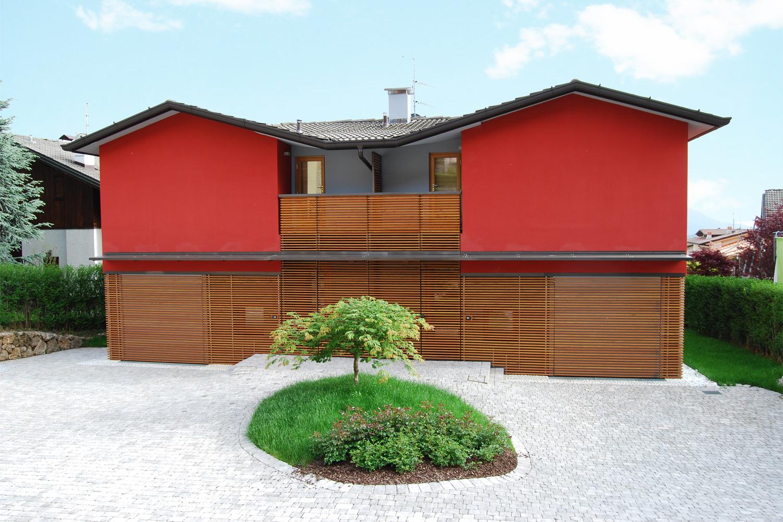 casa da+pm: progetto di architettura e interior per la realizzazione di un nuova abitazione bifamiliare a Castione della Presolana