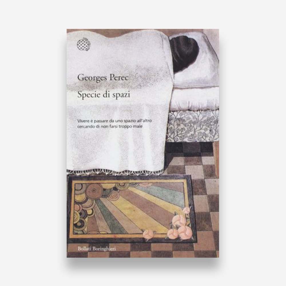 book review: Georges Perec, Specie di spazi