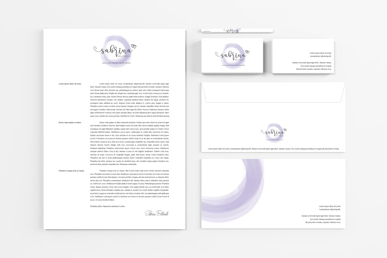 branding per sabrina: progetto di comunicazione per una nuova attività