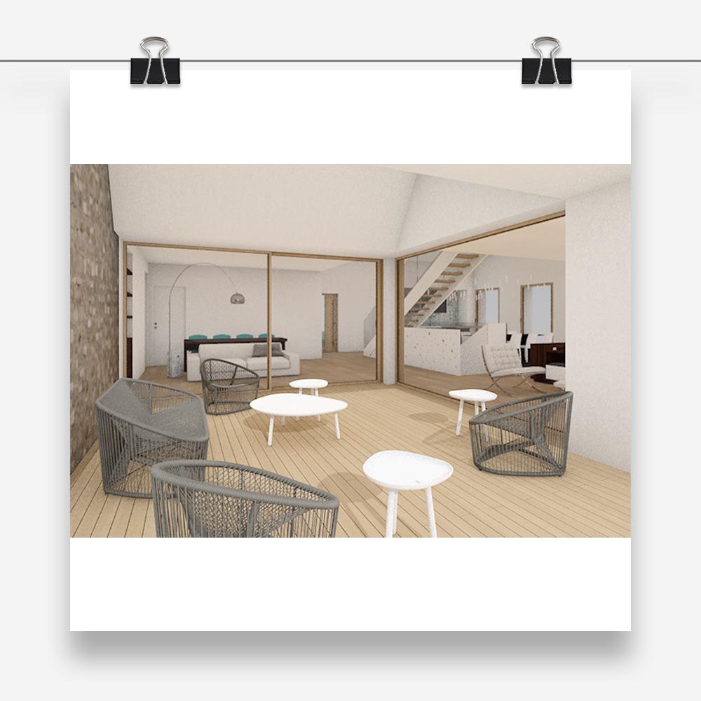 villa emma: progetto di architettura e interior per una nuova abitazione unifamiliare a Casale Marittimo in Toscana