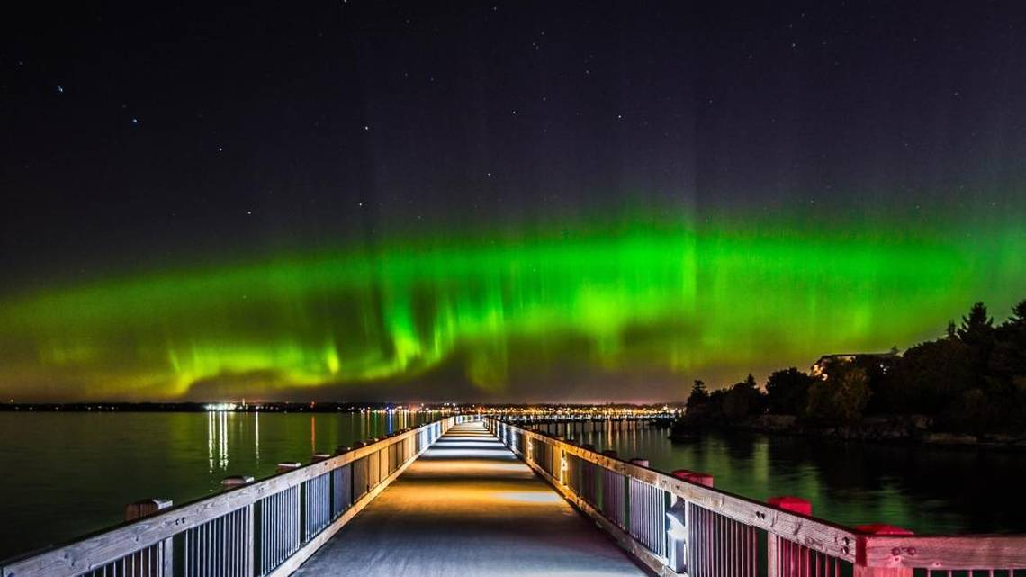 Northern Lights Best Place See Them