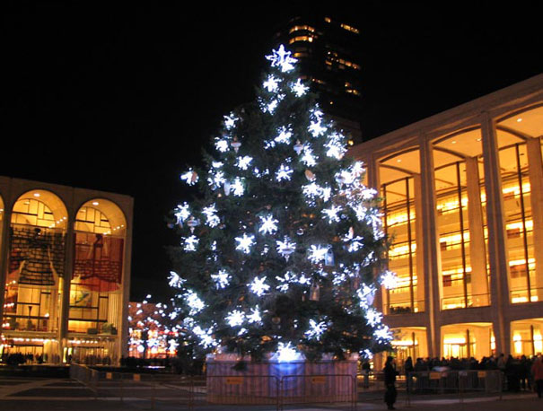 Merry Christmas New York City Slideshow Bellissima