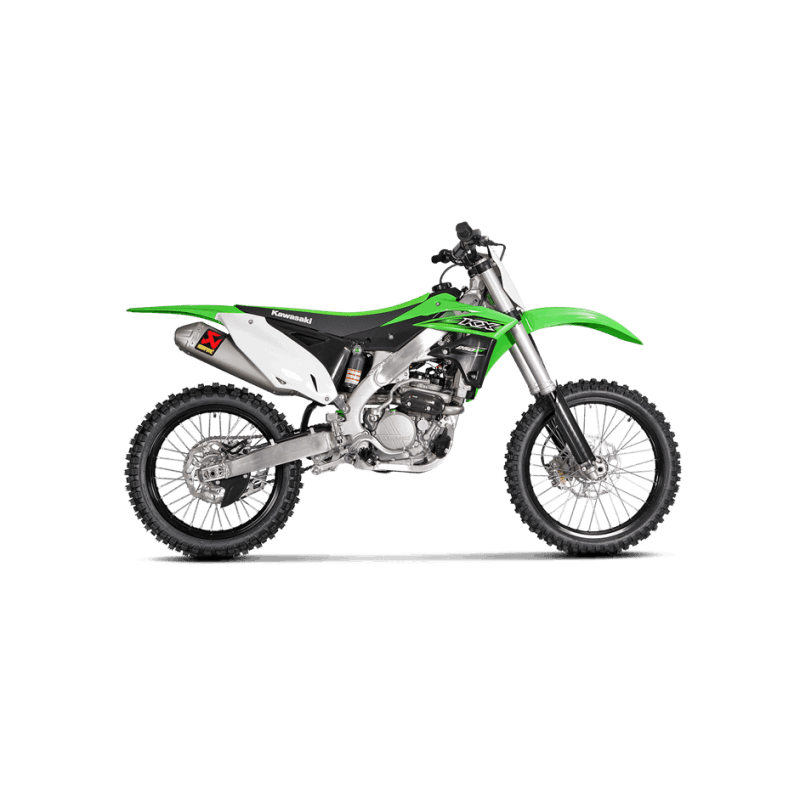 Akrapovic Evolution Exhaust System Kawasaki KX250F 2009-2016