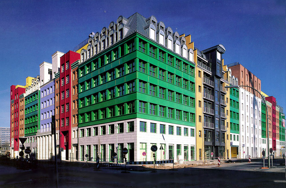 Quartier Schtzenstrae BerlinMitte  gtz bellmann