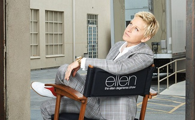 The Ellen Degeneres Show Bell Media