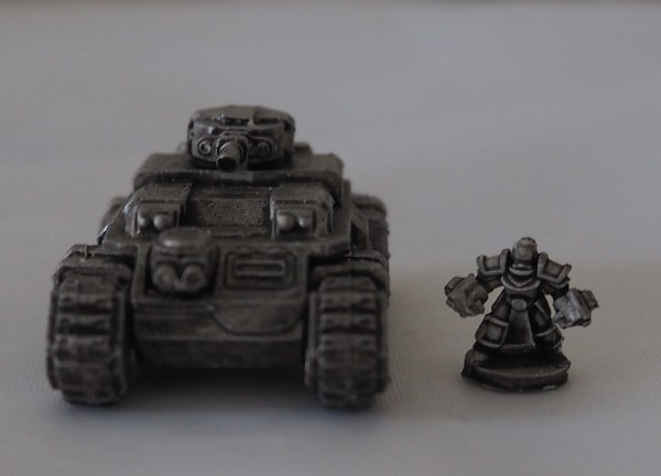Xenoshyft Onslaught Miniatures - Year of Clean Water