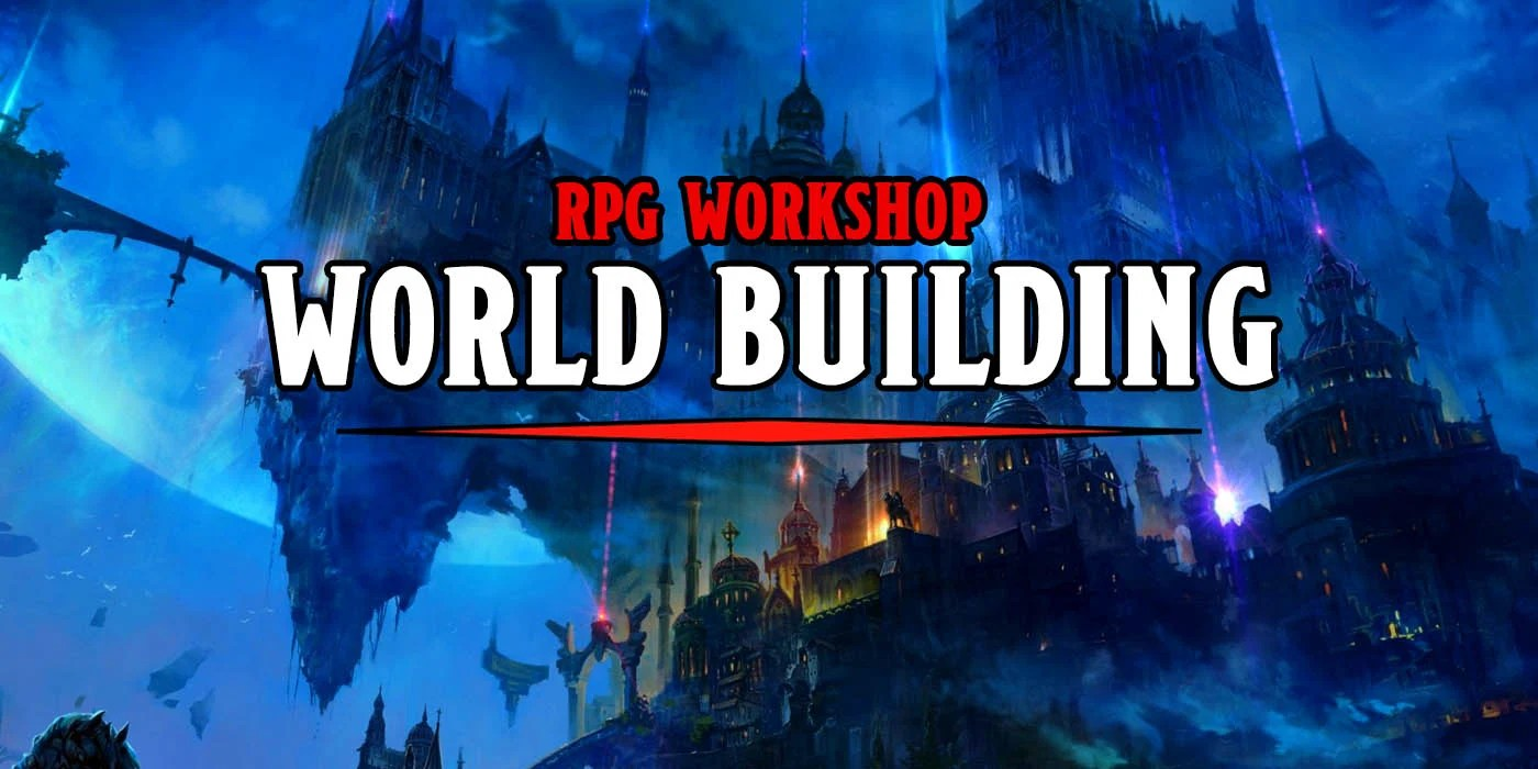 d d world building