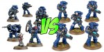 40K Versus: Devastators vs Hellblasters – Who's the King of Firepower