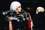 40k Cosplay: The Sisters of Battle Squad