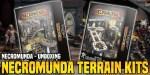 Necromunda Unboxings: Zone Mortalis Terrain Kits