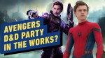 D&D: Tom Holland Says He Wants To Put Together An Avengers D&D Game With Chris Pratt