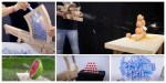 Try This at Home: Mentos Shooting Cardboard Rifles for Especially Bad Breath
