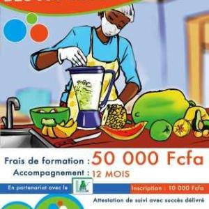 SPOC BONNE PRATIQUE PRODUCTION JUS DE FRUITS BELLOMAR LEARNING