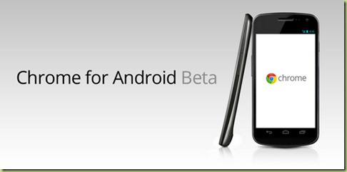 Chrome per-Android-beta