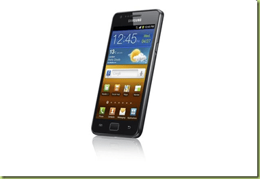Aggiornamento Galaxy S II Android 4 Ice Cream Sandwich