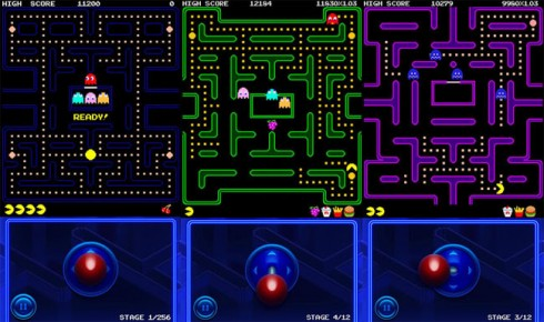 PAC MAN per Android