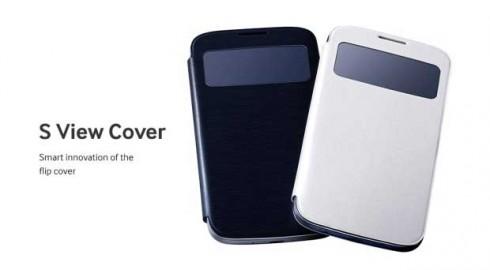 Cover Galaxy S4