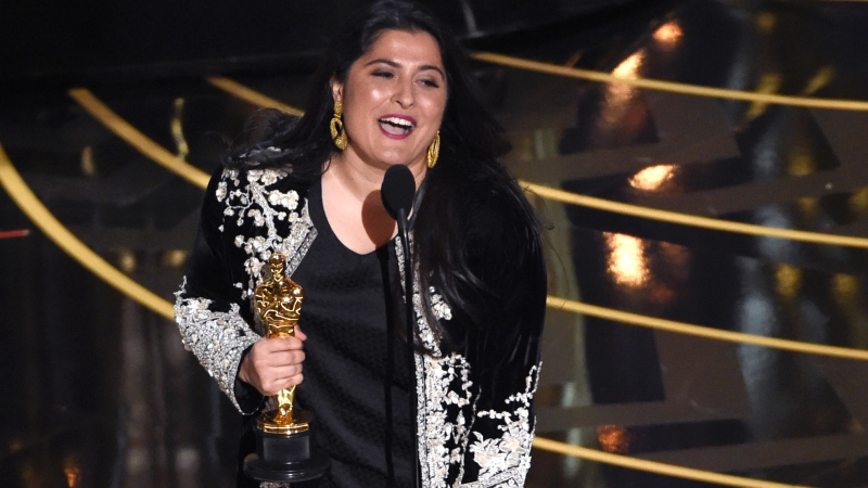 Sharmeen Obaid Chinoy a Pakistani-Canadian wins another Oscar