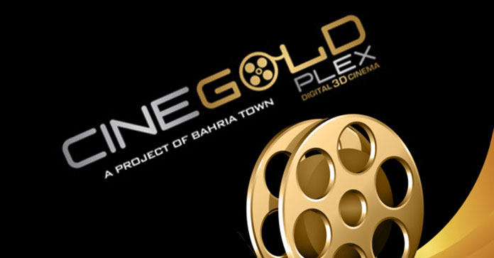 "Bahria Town's multiplex cinema ""Cine Gold Plex"" coming to Lahore this Eid"