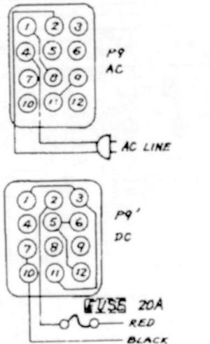 Ac Power Cord Wiring Diagram AC Power Cord Cable Wiring