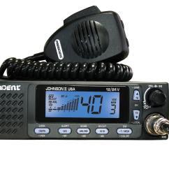 3 Pin Plug Wiring Diagram Usa Razor E200 President Johnson Ii Cb Radio