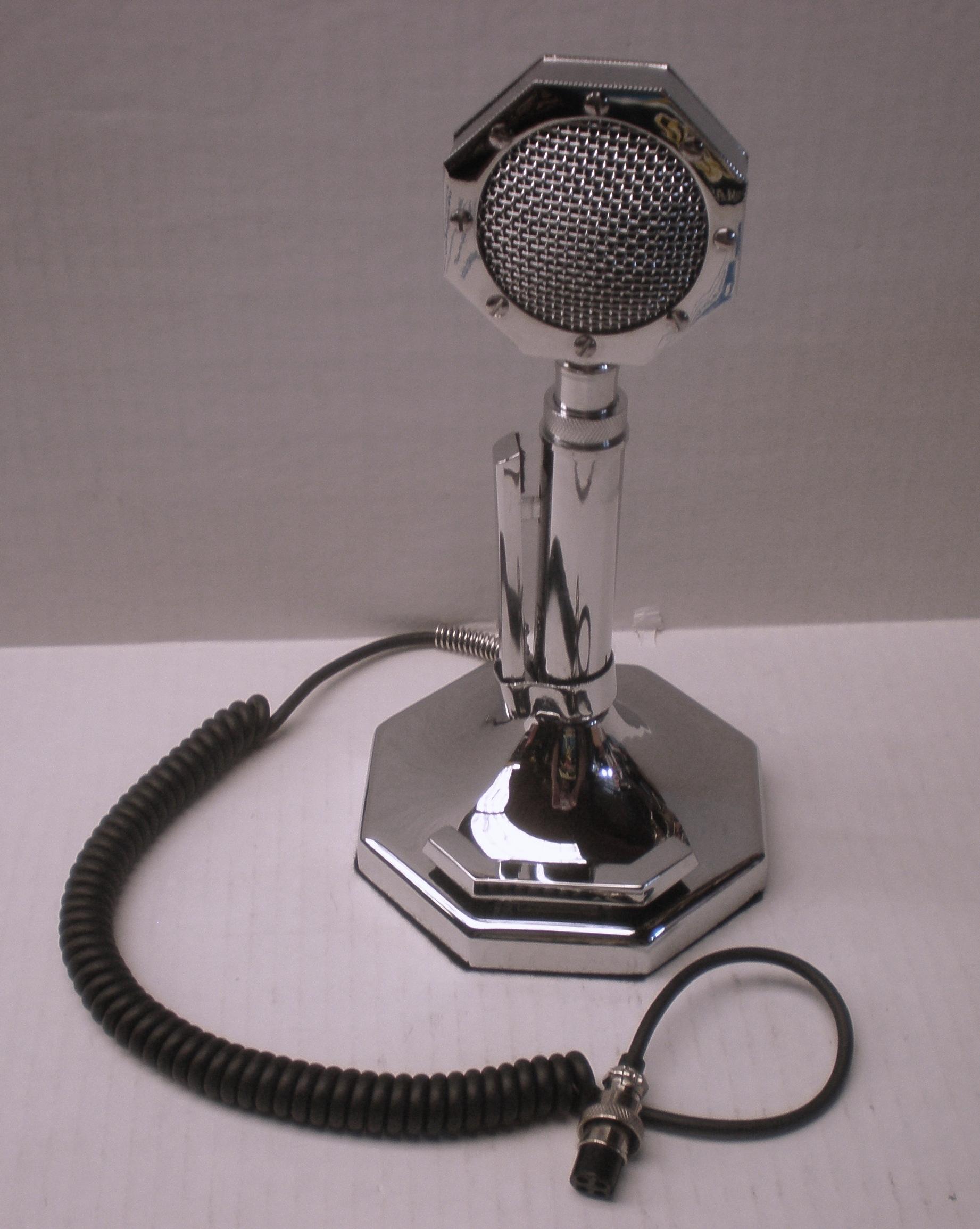 Sound Wiring Schematic Silver Salute Microphone