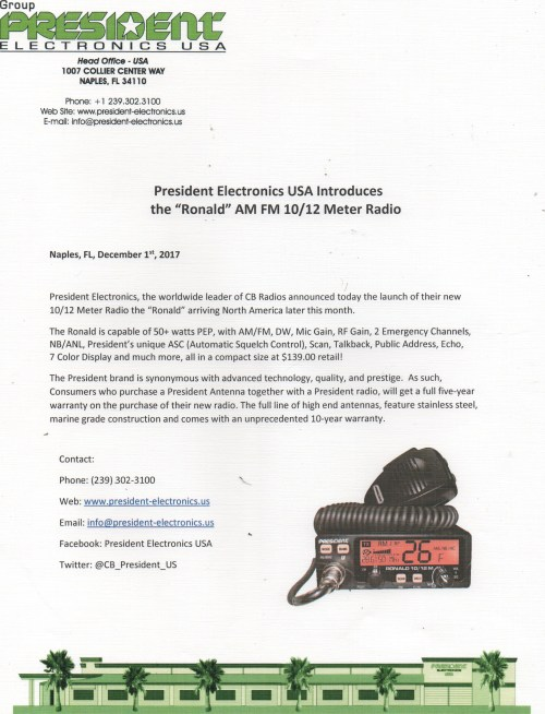 small resolution of  president ronald on uniden grant xl modifications uniden cb wiring diagram uniden headset 3 pin mic